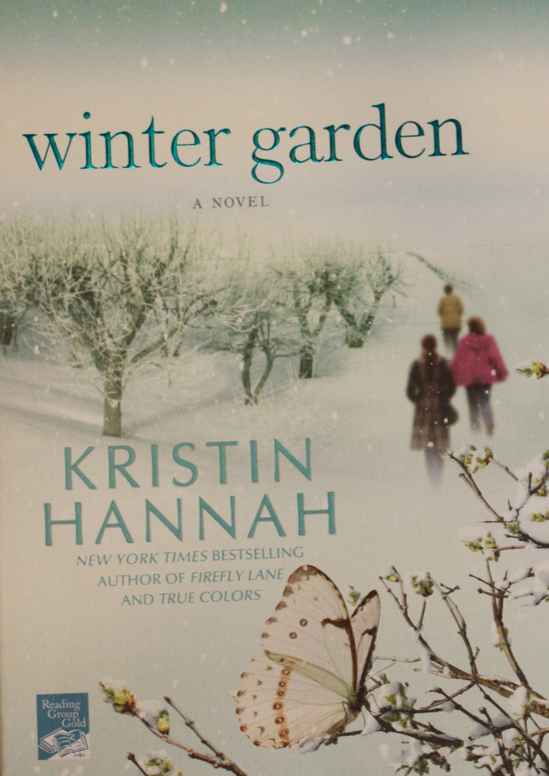 book review winter garden by kristin hannah - Winter Garden Book