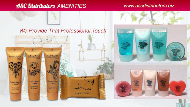 Hotel Amenities - ASC Ditributors - Ammara & Jolly Jumbo