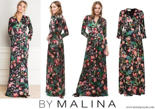 Crown Princess Victoria wore a By Malina Columbine Dress