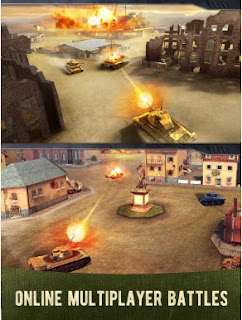 War Machines Tank Shooter Game MOD APK. MEGA MODS