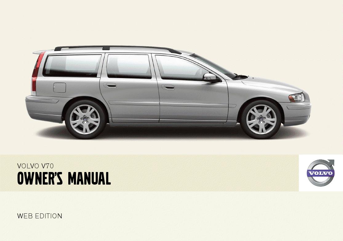 volvomanuals download volvo v70 owner s manual pdf rh volvomanuals blogspot  com 2000 V70 AWD Manual 2000 Volvo V70