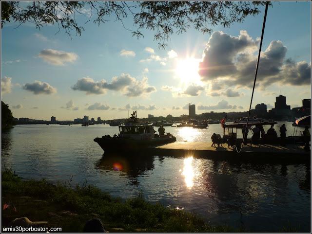 Día de la Independencia 2015: Río Charles