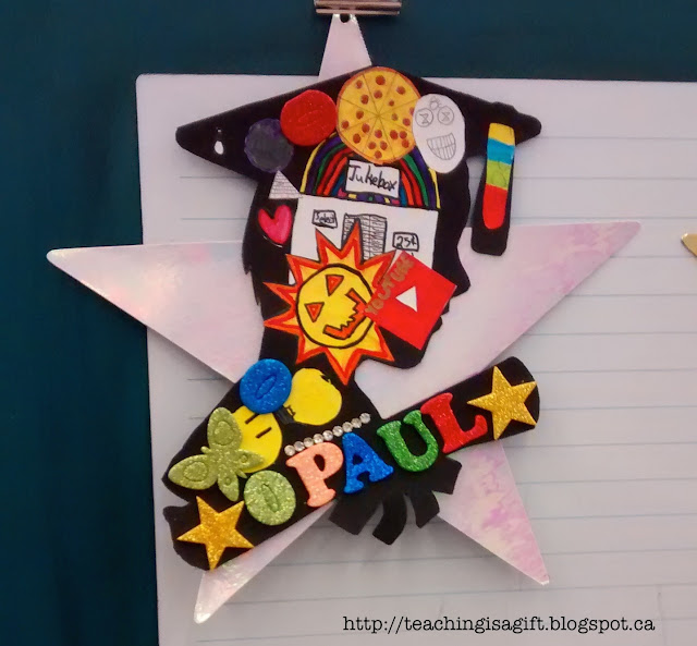 Picture of Elementary School Graduation Ideas  @teachingisagift.blogspot.ca