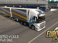 Download Euro Truck Simulator 2 v1.32.3 + Full DLC