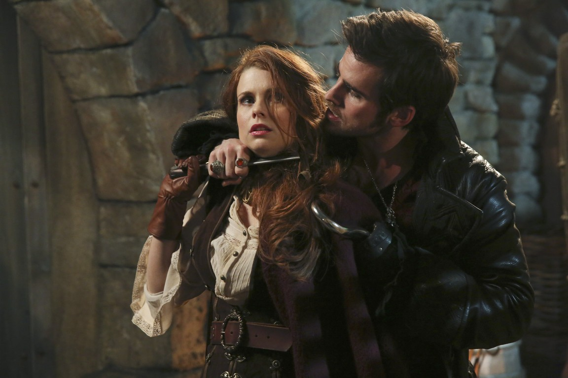 Once Upon A Time - Season 3 Episode 17: The Jolly Roger
