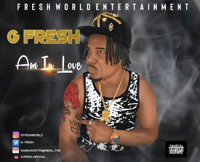 AUDIO & VIDEO: Gfresh – Am In Love