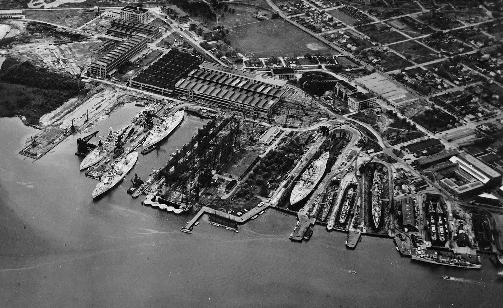 Hampton Roads Naval Museum: Before the Pearl Harbor Attack