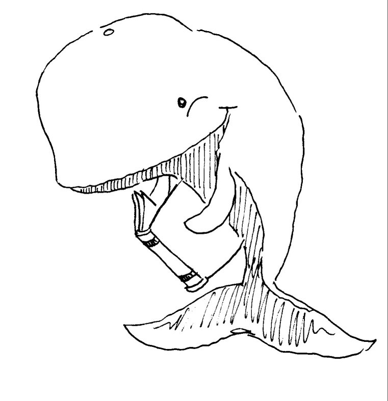 Jesse's Blog: Moby Dick Ch. 75: The Right Whale's Head ...