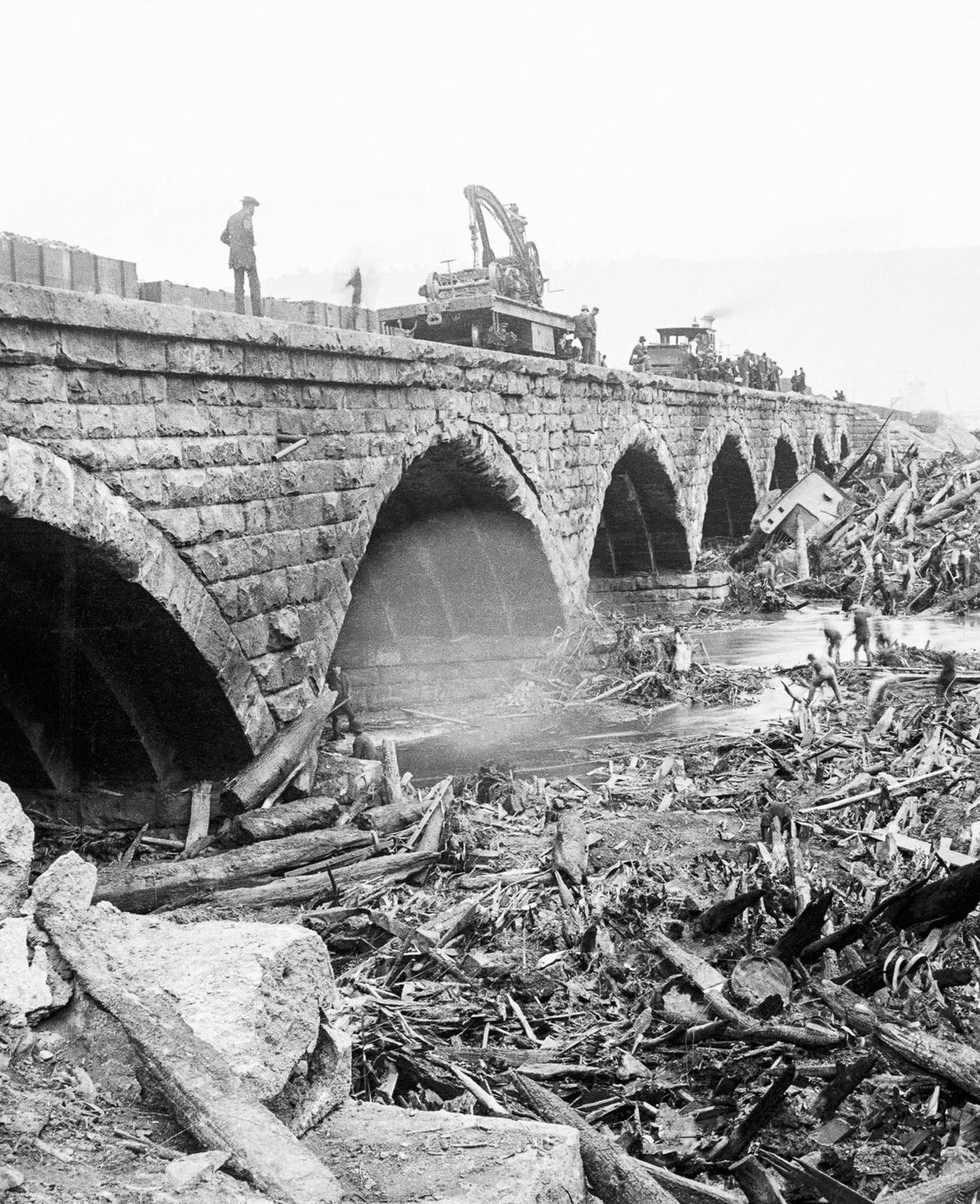 the johnstown flood Listen to johnstown flood audiobook by david mccullough stream and  download audiobooks to your computer, tablet or mobile phone bestsellers and  latest.