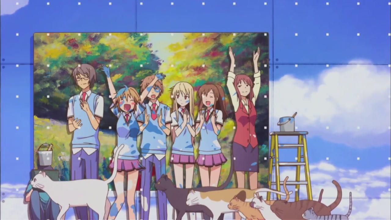 Pet Wallpaper Free School Uniforms Sakurasou No Pet Na Kanojo Aoyama Nanami Kamiigusa