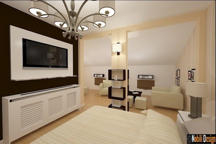 Design interior case moderne Harsova -  Amenajari interioare apartament 4 camere