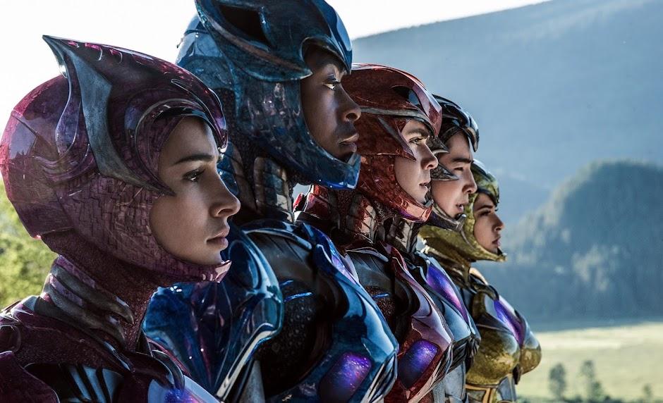Crítica #2: Power Ranger - O Filme