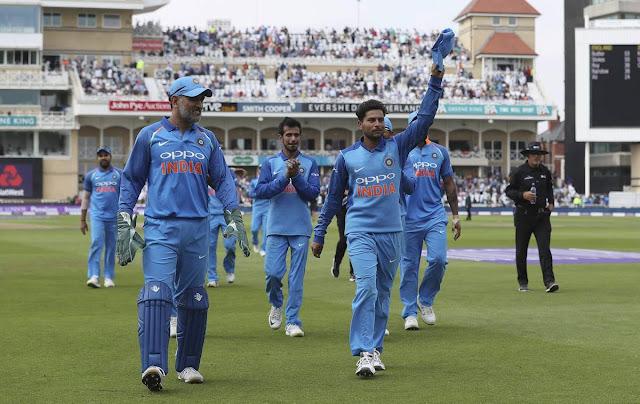 इंग्लैंड में बढ़ती गर्मी के कारण तीन दिनों का ही अभ्यास मैच खेलेगी टीम इंडिया