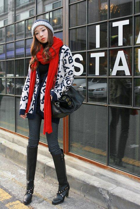 06ed6f0ab8bcad Winter Korean Fashion For Girl   korean fashion   asian clothes ...
