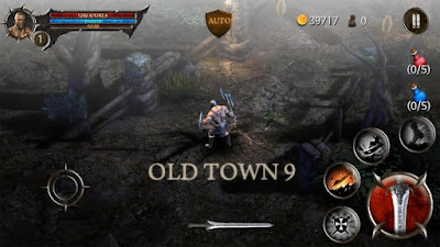 Download BloodWarrior Apk v1.0.1 Mod (Money/Damage/Mana) Terbaru 2016