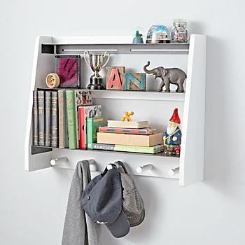 gambar rak buku dinding minimalis terbaru