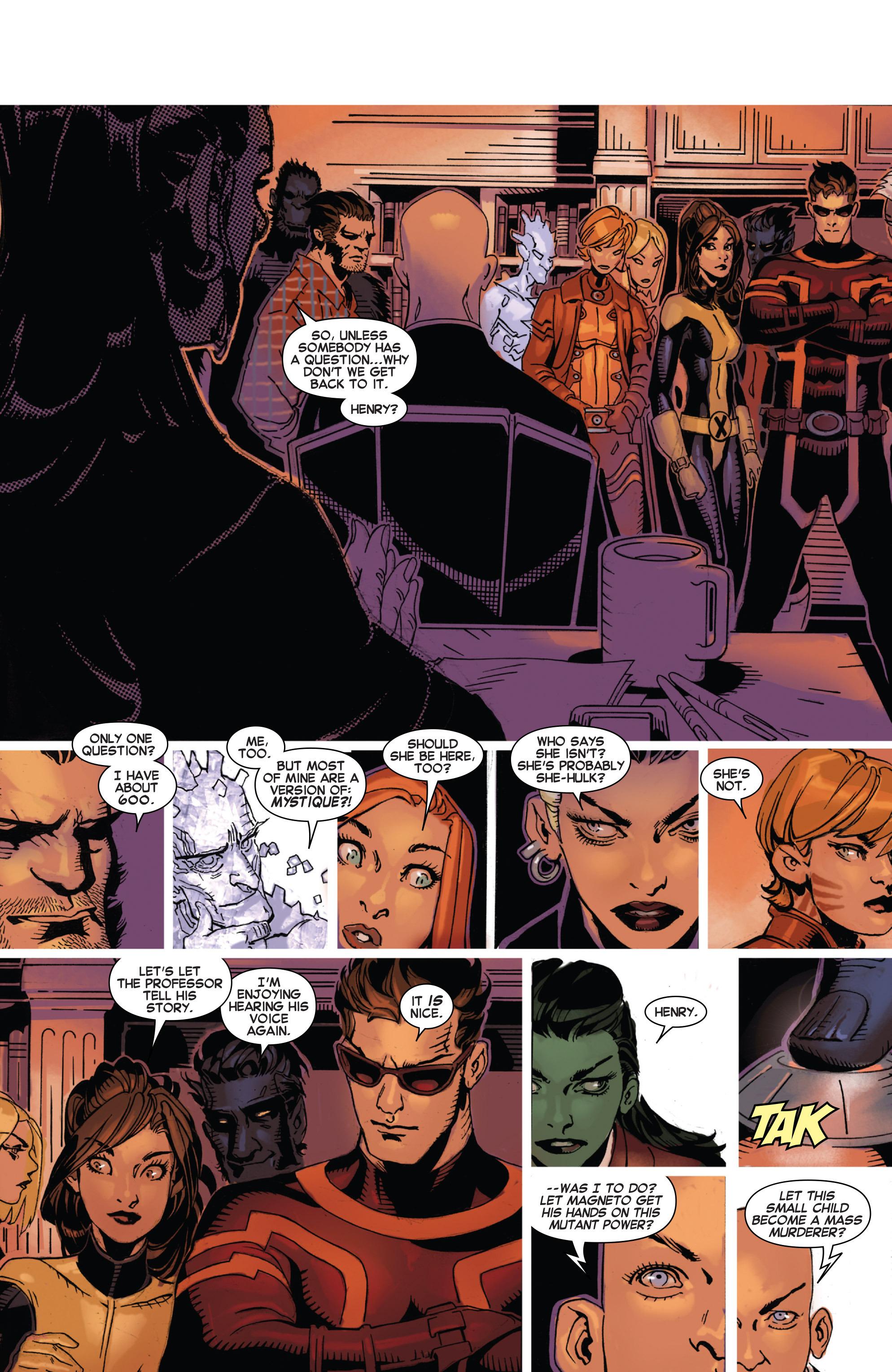 Read online Uncanny X-Men (2013) comic -  Issue #25 - 10