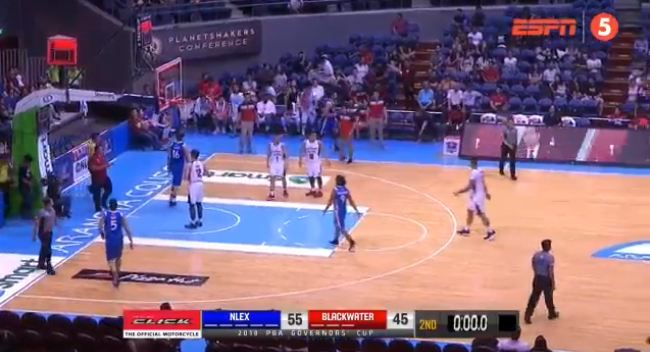 Video Playlist: NLEX vs Blackwater game replay 2018 PBA Governors' Cup