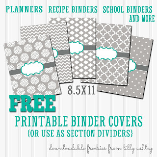 Free Printables by Lilly Ashley