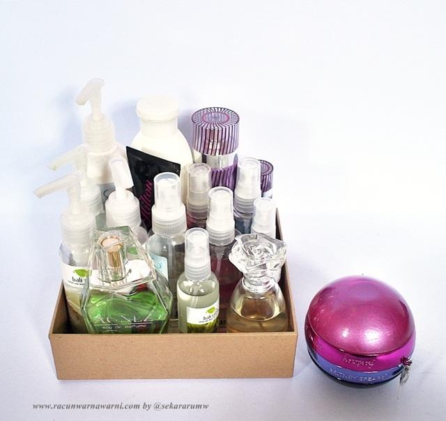 Parfum-parfum Andalan