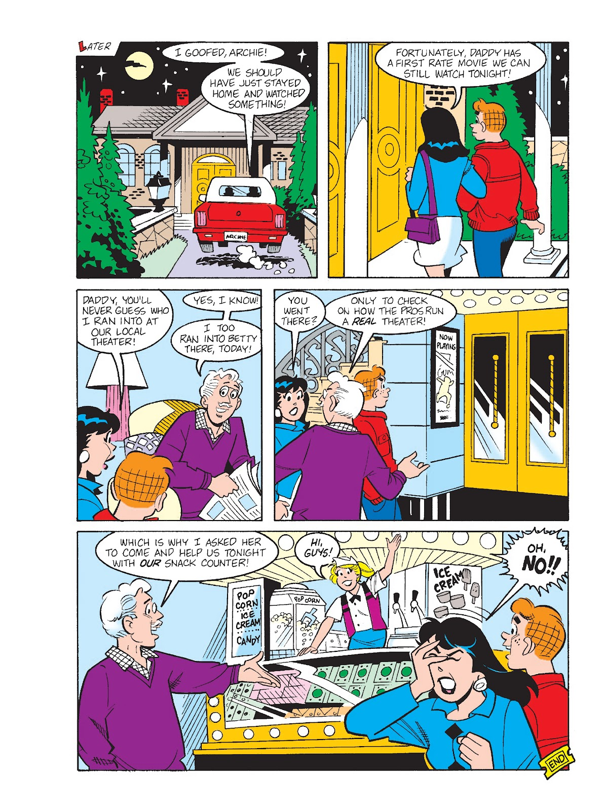 Betty and Veronica Double Digest issue 291 - Page 85