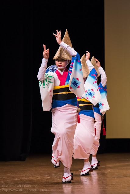 東京新のんき連、セシオン杉並まつり、子供踊り写真 3