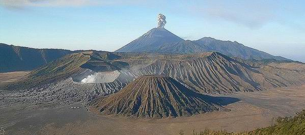 Image result for Dance of the Tenggerese on Mount Bromo