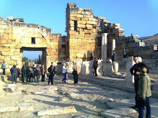иераполис турция