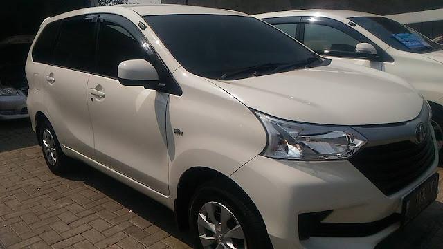 harga Toyota Avanza E tahun 2016 bekas