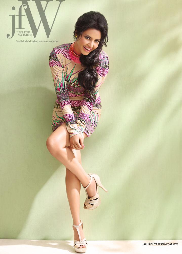 Jfw photoshoot divya priya sania