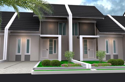 & Desain Rumah Minimalis Type 45