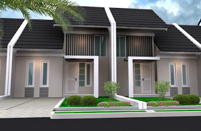 Desain Rumah 45 Minimalis