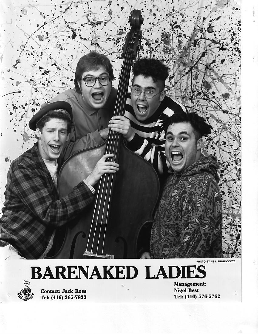 Barenaked Ladies   Bio, Music Videos, and Tour Dates on RMTV