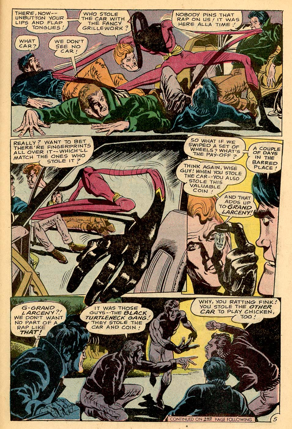 Detective Comics (1937) 383 Page 26