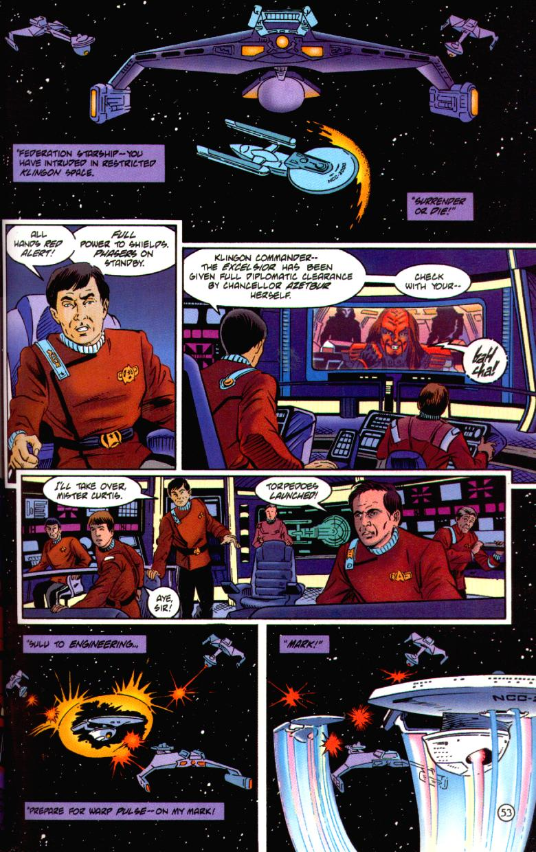Read online Star Trek: The Ashes of Eden comic -  Issue # Full - 58
