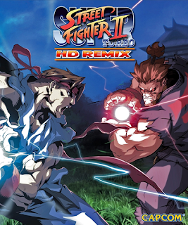 super street fighter ii 2 sf2 streetfighter turbo hd remix high defenition xbla ps3 xbox 360 playstation 3