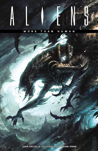 aliens 2009 comic