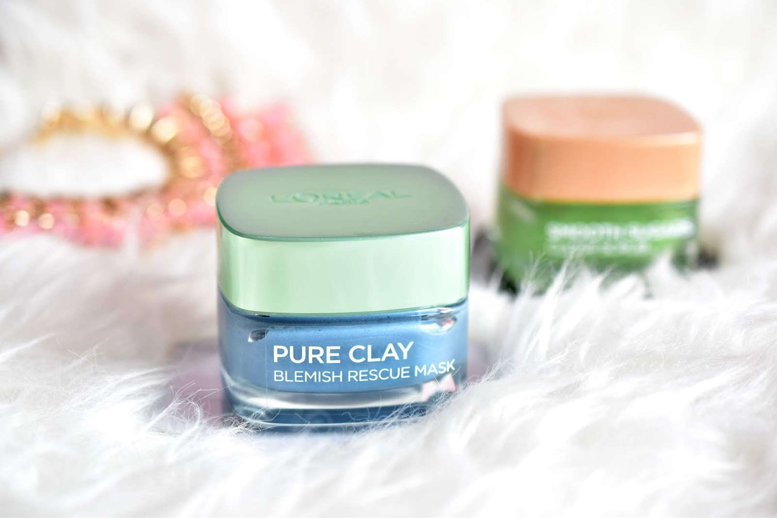 LOREAL Pure Clay Blemish Rescue Mask