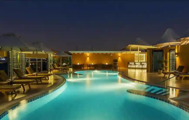 فندق فور بوينتس باي شيراتون داون تاون Four Points By Sheraton Downtown Hotel