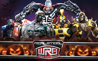 Real Steel World Robot Boxing v34.34.944 Mod