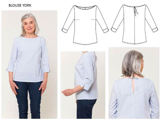 Patron couture gratuit femme pdf