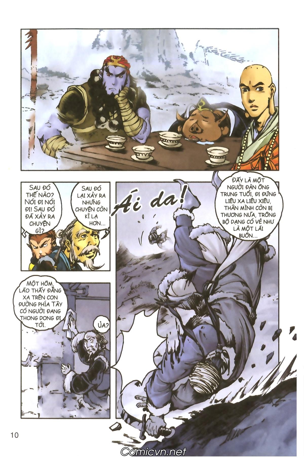 Tây Du Ký màu - Chapter 114 - Pic 8