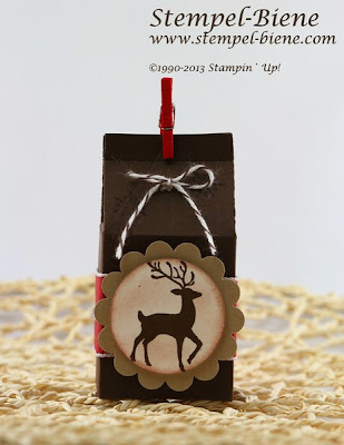 Stampin' Up Warmth & Wonder