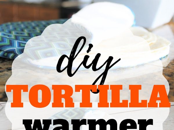 DIY Tortilla Warmer