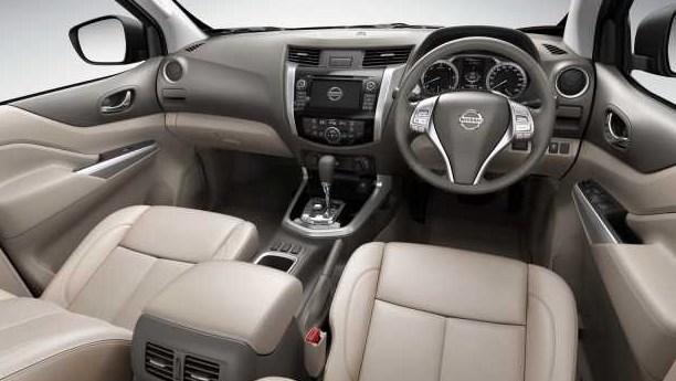 2017 Nissan Frontier Redesign
