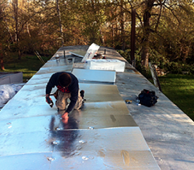 Valley Roofer: durable roofing for manufactured homes and mobile homes