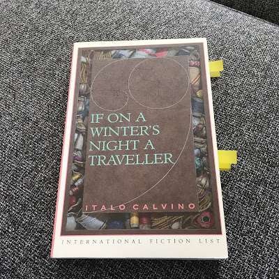 If on a winter's night a traveller by Italo Calvino | Two Hectobooks