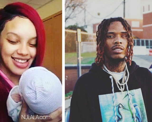 Fetty Wap has his 1738th kid with baby mama Lezhae Zeona