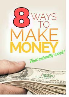 8 metode cara mendapat uang