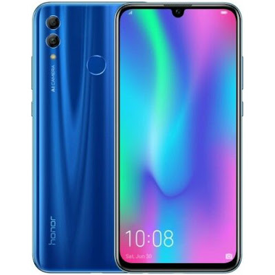 Honor 10 Lite azul